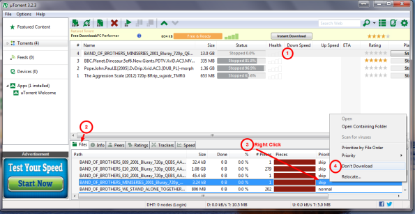 Download After Loading