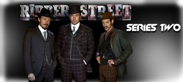Ripper Street-TV-series