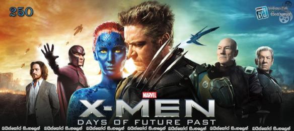 X-Men: Days of Future Past (2014) With Sinhala Subtitles  (250th Sub